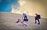 Dave on summit of Ararat