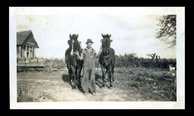 Dad and Missouri Mules009 copy