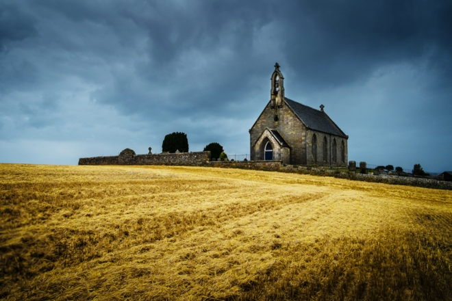 Church and Field Web