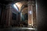 Napoli , Itlay Chapel Light