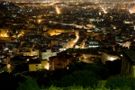 Napoli , Itlay CityScapte at night