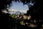 Pompeii , Itlay Mt. Vesuvius