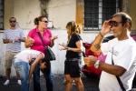 Rome, Itlay Italian Gesture