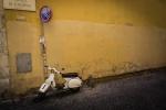 Rome, Itlay Vespa