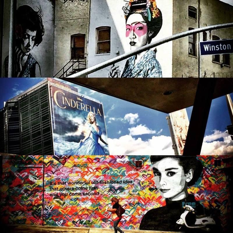 Hollywood Graffiti