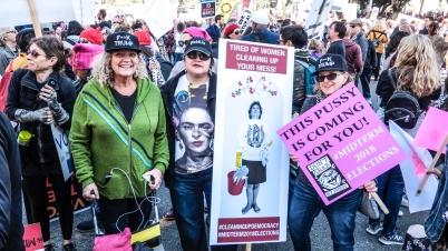 Women March 2018